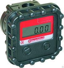 Счетчик электронный расхода учета дизельного топлива Gespasa MGE 40