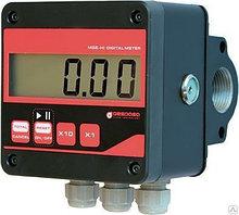 Счетчик электронный расхода учета дизельного топлива Gespasa MGE-110 HI