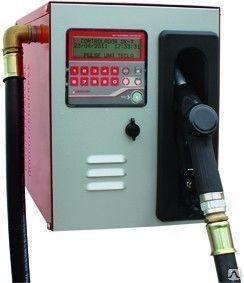 Мобильная топливораздаточная колонка Gespasa Compact 50K-230 Мини Азс