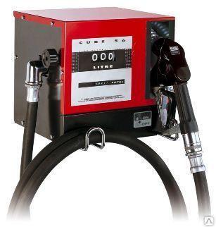 Мобильная топливораздаточная колонка Piusi Cube 56/33