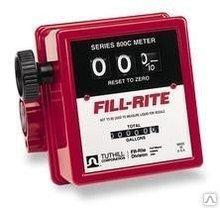 Счетчик расхода учета бензина керосина Fill-Rite 807