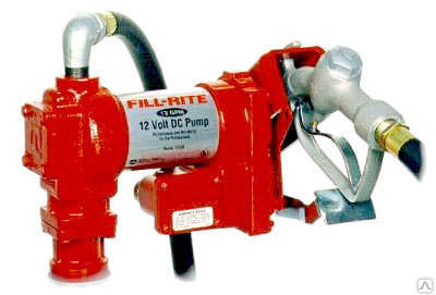 Насос для перекачки бензина керосина Fill-Rite FR 1205CE