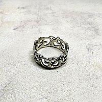 Кольцо Ом, серебро 925