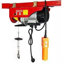 Таль электрическая 220 В pa-500 1000 кг 20 10 м