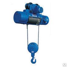 Таль электрическая тельфер грузоподъемность 1 т высота 18 м