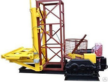 Подъемник грузовой мачтовый пмг-1-б-76103-01 750 кг максимальная высота 100 м