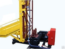 Подъемник грузовой пмг-1-б-76103-03 500 кг высота от 10 м до 100