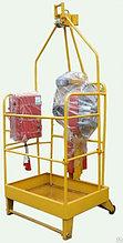 Фасадный подъемник одноместный 3449б грузоподъемность 120 кг