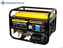 Бензиновый генератор Firman SPG3000E1