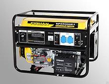 Бензиновый генератор Firman SPG5000E1