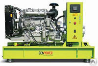Дизельный генератор GenPower GNT 220