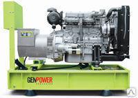 Дизельный генератор GenPower GNT 33