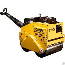 Виброкаток ручной двухвальцовый BOMAG BW 75 H
