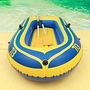 Надувная лодка для двоих человек