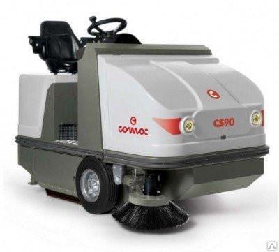 Подметальная машина с дизельным двигателем COMAC CS 90D
