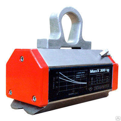 Захват магнитный tecnomagnete maxx tg 300