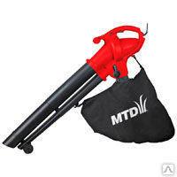 Воздуходувка электрическая MTD MT BV 2500 E
