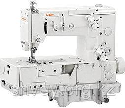 """Промышленная швейная машина типа """"мережка"""" Dison DS 1302"""