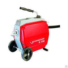 Машина для прочистки rothenberger r750