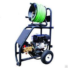 Машина прочистная гидродинамическая cam spray ej-cs 4000,4