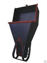 Бадья для бетона туфелька бп-1.6