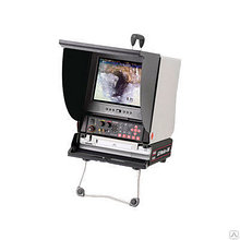 ЖК-видеомонитор с записью DVD для видеоинспекции RIDGID