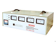Стабилизатор  трехфазный АСН-4500/3-ЭМ