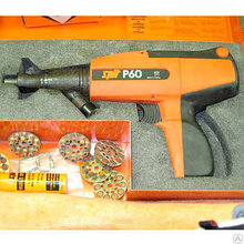 Монтажный пистолет пороховой SPIT P60
