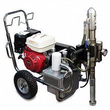 HYVST HC 970 G - окрасочный аппарат с бензиновым двигателем (HYVST G970)