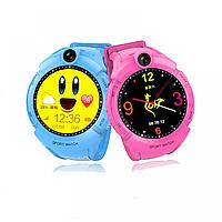 Сенсорные детские часы Q360, фото 1