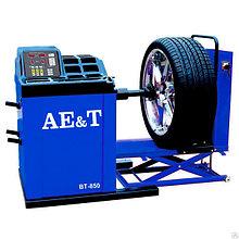 Станок балансировочный AE&T до 135 кг. 10-24 для грузовых а/м