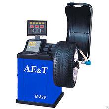 Станок балансировочный AE&T до 65 кг. 10-24 (автоввод 3 П.)
