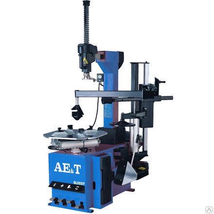 Станок шиномонтажный AE&T 12-26 автомат (с правой мультирукой и наддувом)
