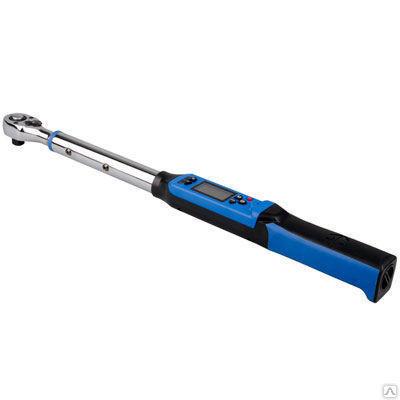 Ключ электронный динамометрический King Tony 1/2″ 40-200 НМ