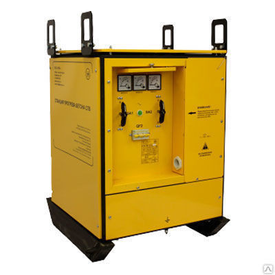 Трансформатор для прогрева бетона СПБ 100