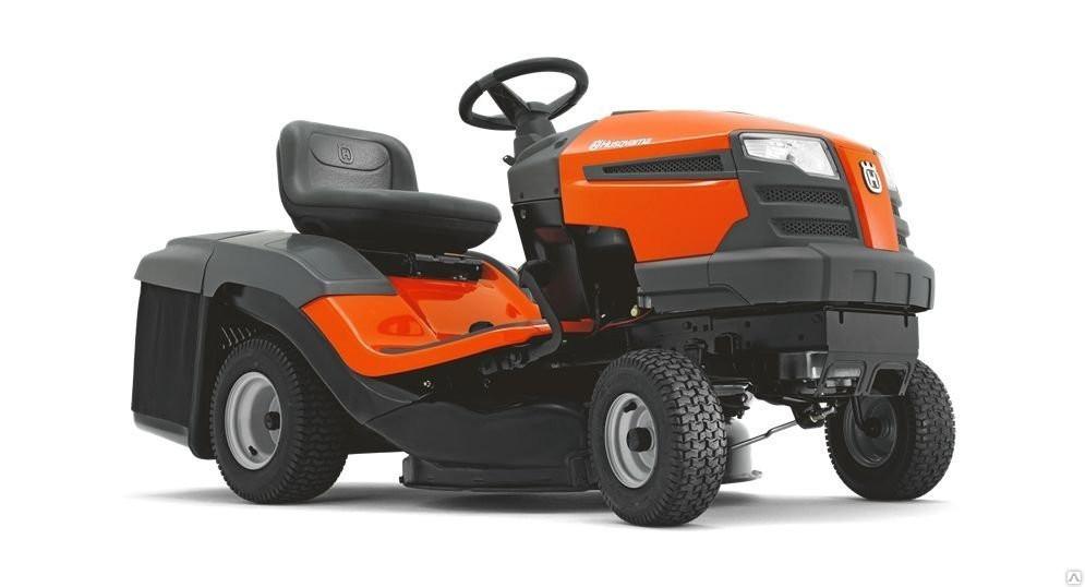 Трактор садовый минирайдер Husqvarna CTH126