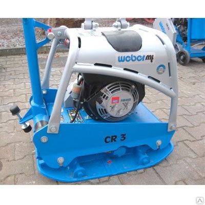 Виброплита реверсивная Weber CR 3 CR 5