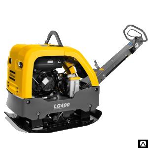 Виброплита реверсивная Dynapac Atlas Copco LG 400 бензин