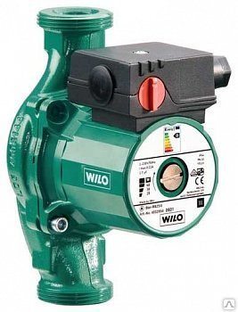 Циркуляционный насос Wilo Star-RS 15/6 для отопления
