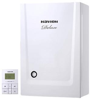 Газовый котел Navien Deluxe Coaxial 20K