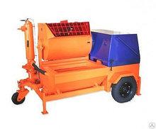 Агрегат штукатурный ашс-2500