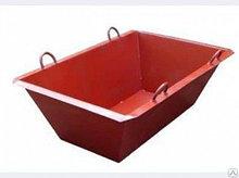 Ящик каменщика тара для раствора тр-0.5 объем v-0.5