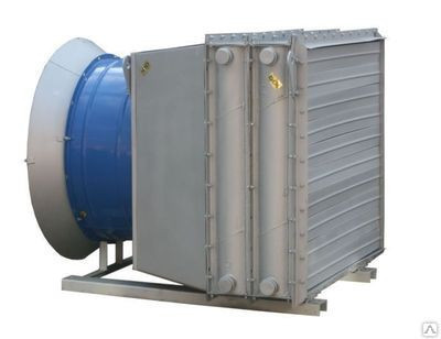 Агрегат воздушно-отопительный АО2-4-40