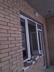 Утепление балкона с обшивкой декор панелью Акбулак 3 5