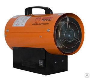 Калорифер газовый КГ-10
