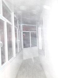 Утепление балкона с обшивкой декор панелью Акбулак 3 34