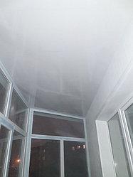 Утепление балкона с обшивкой декор панелью Акбулак 3 47