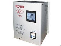Стабилизатор АСН-8000 Н/1-Ц Ресанта Lux