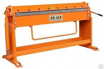 Листогибочный ручной станок Stalex 2500/1,0