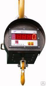 Весы крановые электронные вкм-3 метрол-1